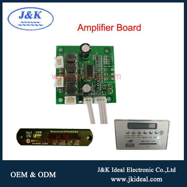 Jk-amp01 2ch*15w Class D Amplifier Pcb Circuit Board For Home Theater Sound  System/car - Buy Class D Amplifier Pcb Board,Class D Car Amplifier,Sound