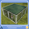 Lucky Dog 2 in 1 Chain Link Box Kennel Lucky Dog cage