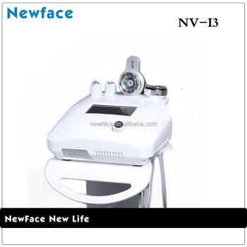 Nv I3 2017 Best Selling Portable Ultrasonic Weight Loss Rf Face Lifting