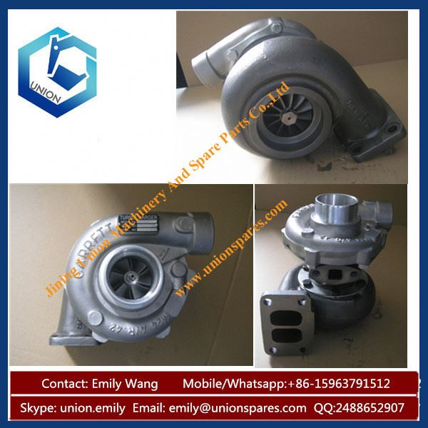 Excavator Engine Turbo C18 Turbocharger 267-8658 for Water-cooling