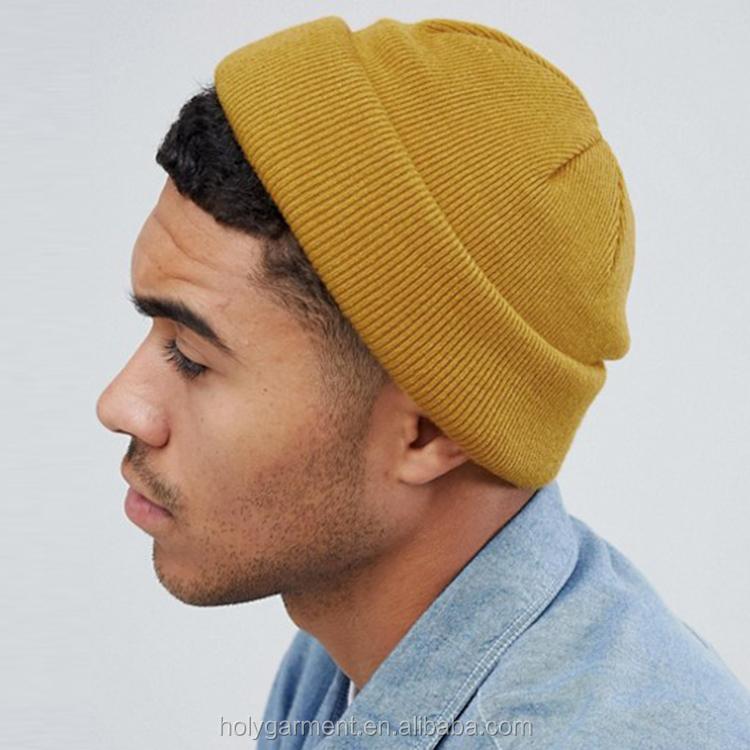 الجملة لون مخصص صياد صغير قبعة صغيرة في الضلع الأبيض