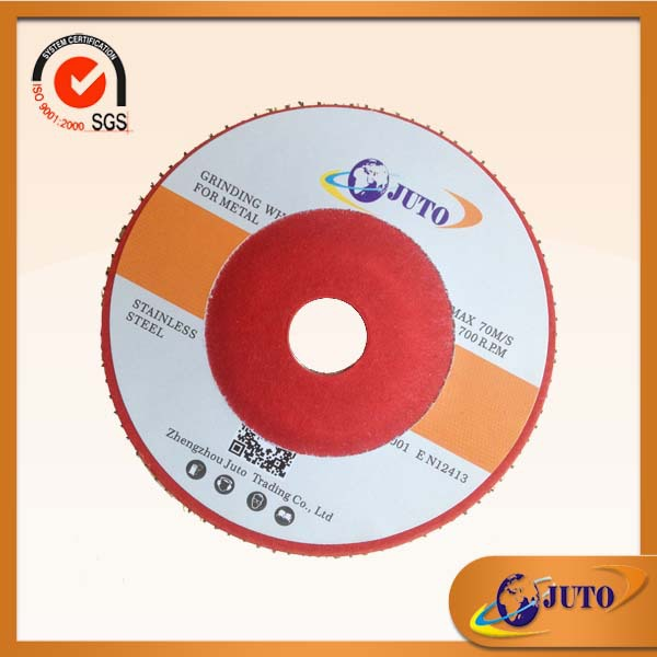 China Factory Directly Sale 4.5 Inch Metal Grinding Stone For ...