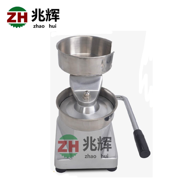 Aluminium alloy beef meat pie making machine