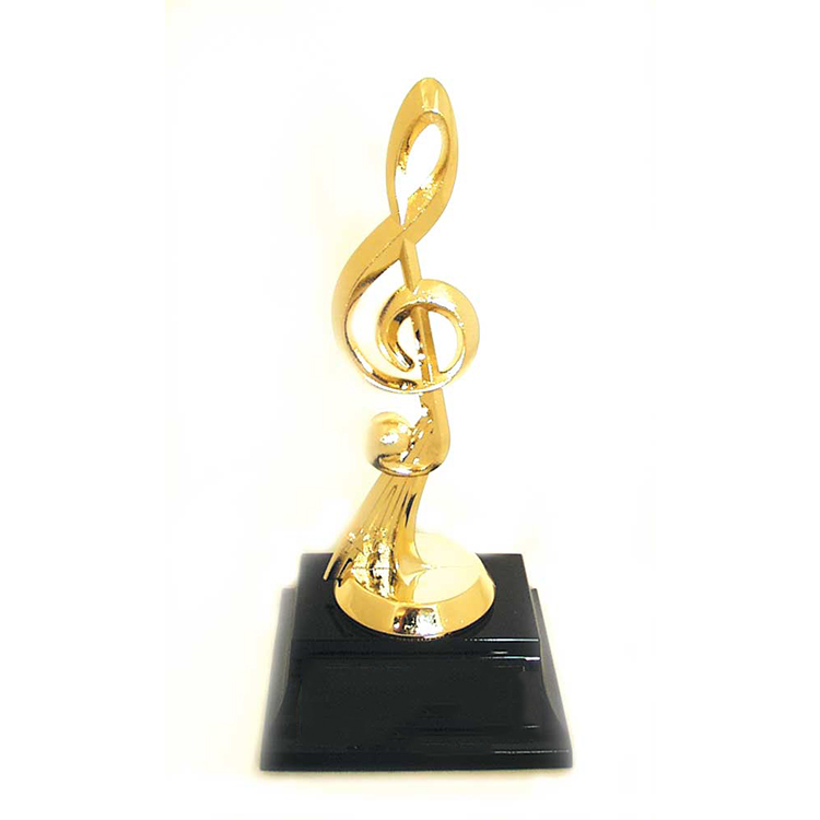 World Cup Award Resin Trophies with star