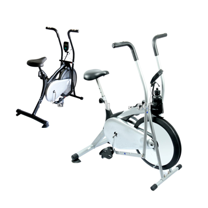 Universal Bike Aerobic Fitness Equipment Body Building Exercise Air Bike