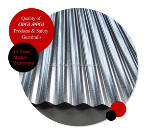 new design galvanized corrugated roofing sheet with low price