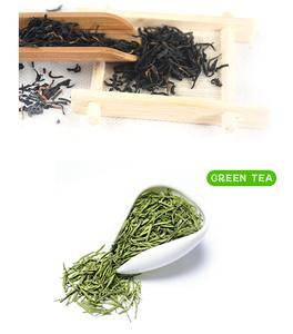 Oolong Reishi Mushroom Tea Pouch Green Tea Powder