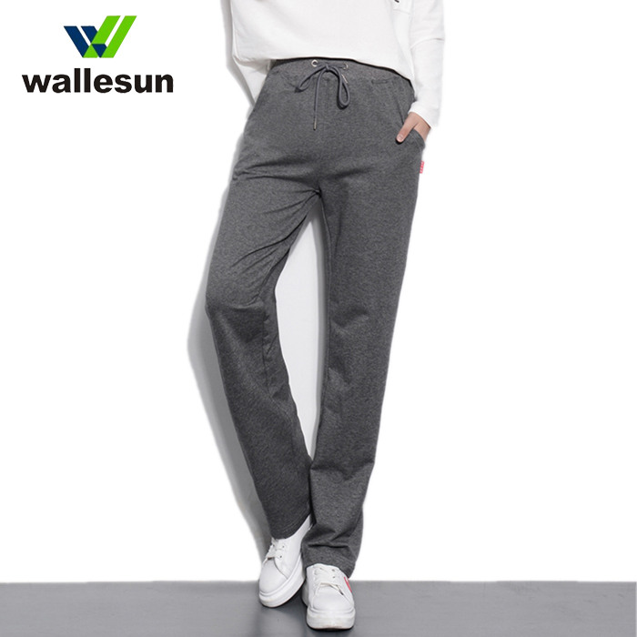 Custom Cotton Printed Fashion Streetwear Womens Jogger Sweatpants