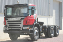 Scania P400 6 X 4 khung xe, <span class=keywords><strong>2012</strong></span>,0 km, Mới
