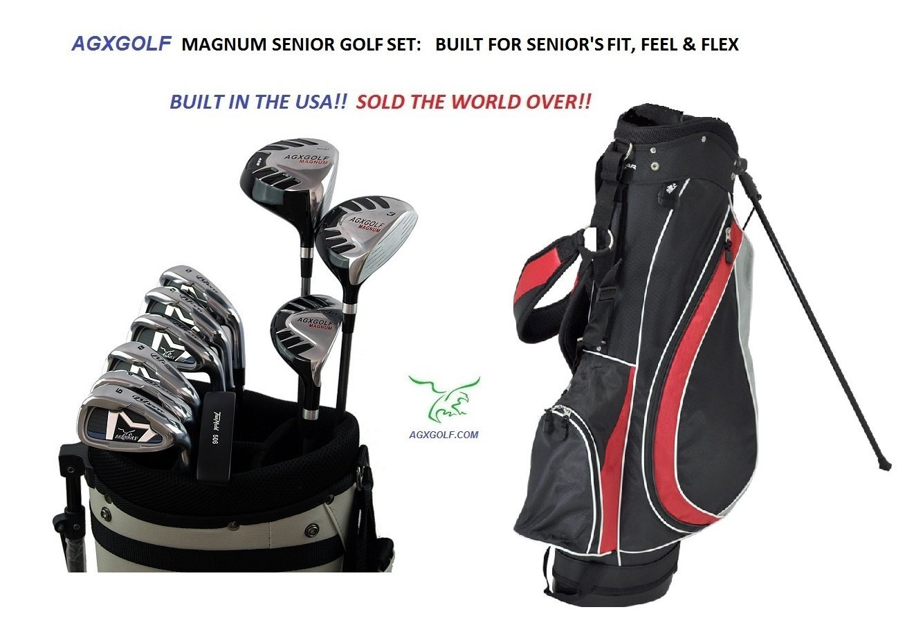 455a2607655b Buy AGXGOLF Magnum Overdrive Men's Executive Edition Golf Club ...