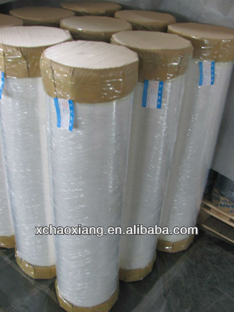 polyester film for insulation use