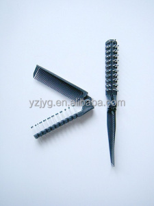 Beautiful cleaning hair tint brush comb