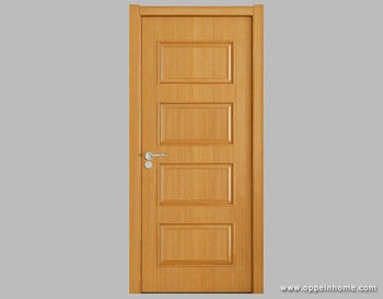 Veneer laminated plywood wood carving door design buy for Plywood door design