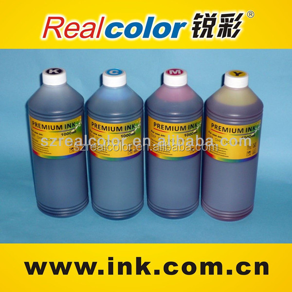 Realcolor bottle 100ml 1000ml printer ink for brother made in Shenzhen