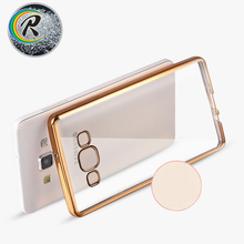 Good quality cartoon mobile phone cover for samsung j7 for Samsung A3 2016 Electroplating tpu silicon phone covers shell capa