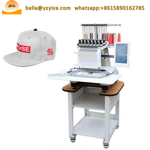 Computerized t shirt Embroidery Machine Monogramming Machine for Embroidery