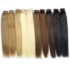 "One Piece Clip In Human Hair Extensions 100Grams Brazilian Remy Hair Clip Ins Straight 14""-26""Could be Curl"
