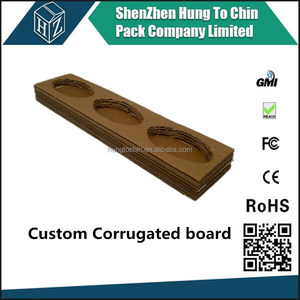 Contact us for factory price of custom corrugated perforated cardboard