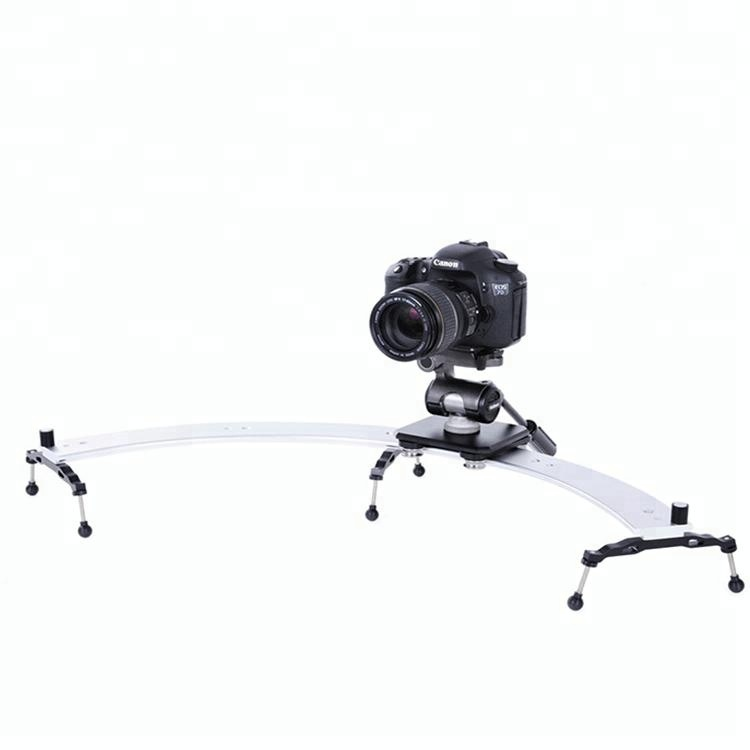 Camera & Camcorder camera dolly track Slider 1/3 Pro Circular with 33'' Track & Circle Dolly Smooth Track film camera shooting