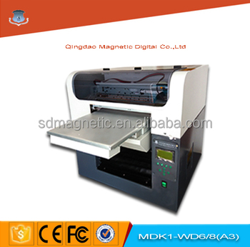 Digital Multi-funtional Mini T-shirt Printing Machine