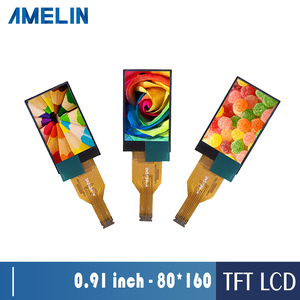 0.91 inch tft lcd very small lcd screen small lcd display with SPI interface