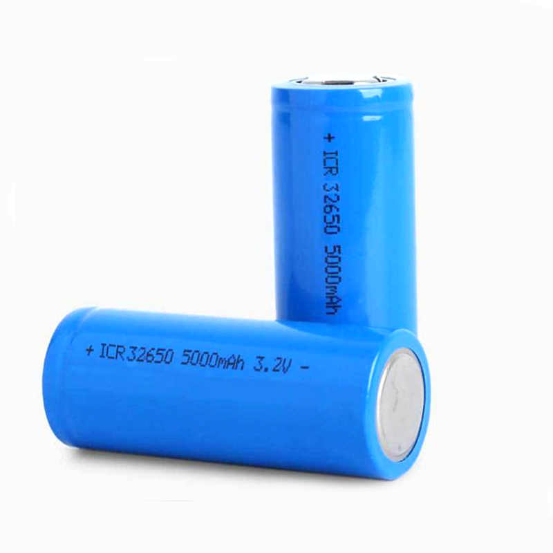 High Quality Rechargeable 3.2V 5000mAh lithium 32650 Li ion battery
