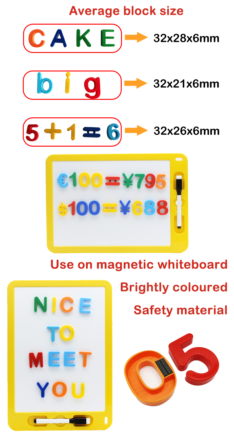 Learning Educational Stationery Set Gift Toys Game Kit For Kids