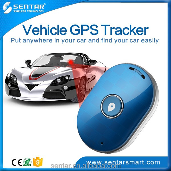 2016 Smalleslt Wireless GPS Car Tracker Accurate Vehicle Tracker Manual GPS Tracker