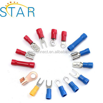 Enjoyable Electrical Connectors Insulated Automotive Crimp Terminal Buy Wiring Cloud Nuvitbieswglorg