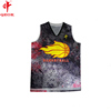 Best design sublimation basketball uniforms High quality custom your own team basketball uniforms reversible basketball jersey