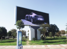 painel de led texto video image Multi Color Led Display / P10 p16 Led Screen Outdoor Advertising