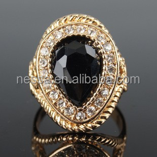 fashion jewelry resin ring molds NSRI-9194