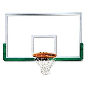 Aluminum Alloy Frame Backboard Pads Plexiglass SMC Tempered Glass Basketball Backboard Replacement for Sale
