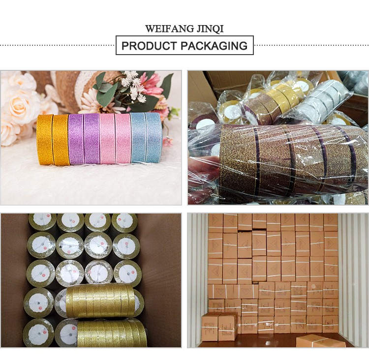 colorful  handmade cheap Online shopping scottish lattice printed ribbon for  gift packing
