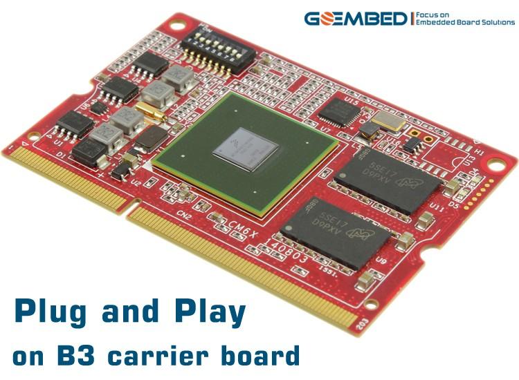 imx6 DualLite Cortex-A9 Smart home/pos/car/medical