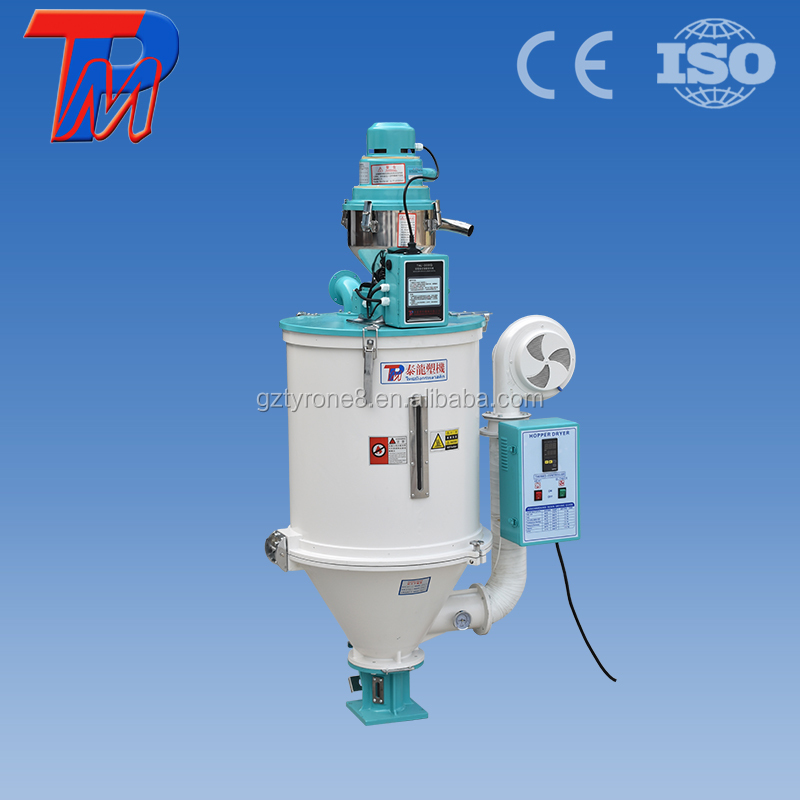 Guangzhou manufacturer of plastic hopper dryer