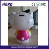 OEM/ODM inflatable toy hanging piggy bank Suitable for all coins