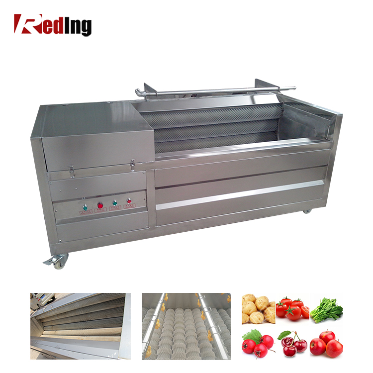 Commercial Clam Cleaning Root Fruit & Vegetable Washer