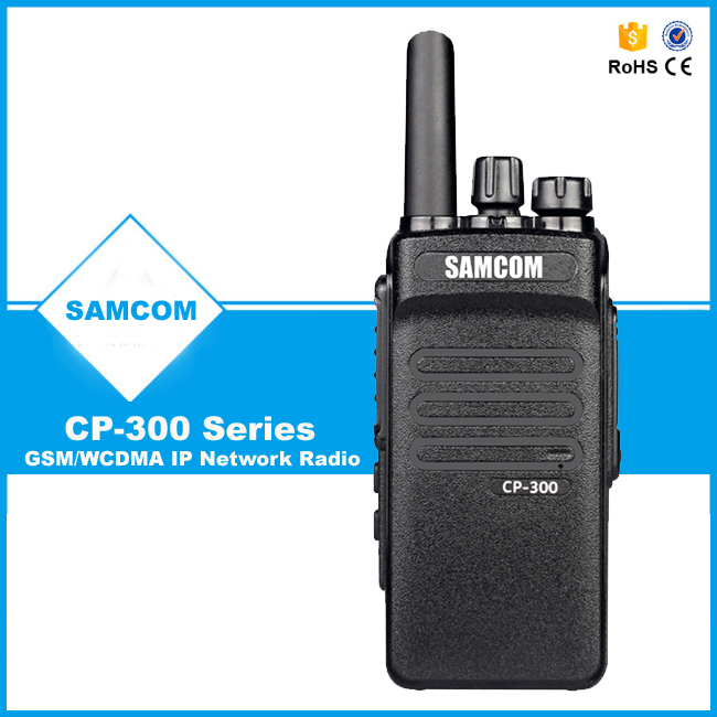SAMCOM CP-300 Smart PTT Pulbic Network Radio