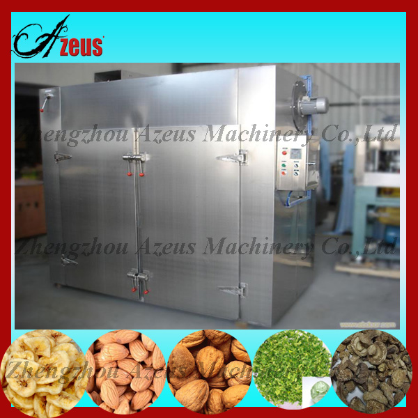 Commercial nut drying cabinet/hot air recycling nut dehydrator
