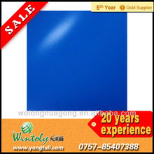 PE polyester powder coating