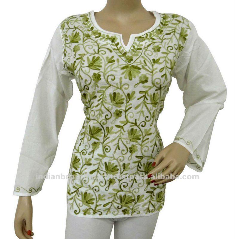 Machine embroidery designs kurtis makaroka