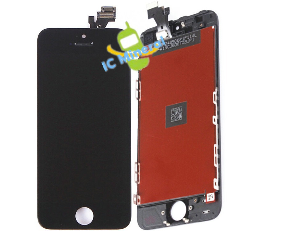 OEM Retina Display for  IPHONE 5S no dead pixel Replacement LCD Display assembly Lcd touch screen digitizer