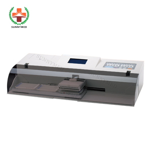 SYB-369 Auto microplate washer portable elisa machine