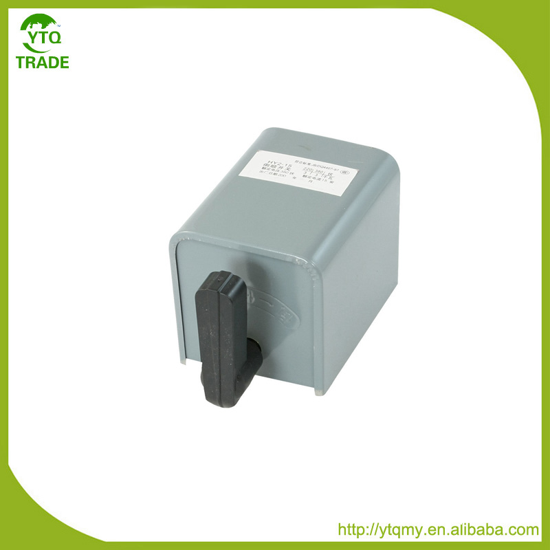 Hot Selling of Forward Stop Reverse Cam Starter Change Over Switch 380VAC 15A