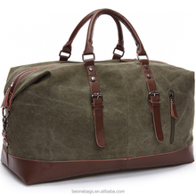 Wholesale Holdall Canvas Sports Gym Weekender Duffle Bag