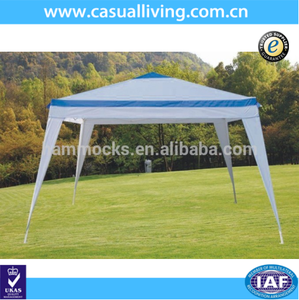 Outdoor folding gazebo portable gazebo/pavilion with high quality