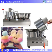 Hot Popular High Quality Popcorn and Cotton Candy Maker Machine popcorn machine/maize popping machine for sale