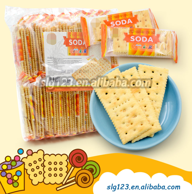 18g Original packed Ghana hot sell semi hard Soda cracker