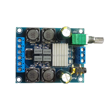 Two-channel 2 * 50W High Power Digital Amplifier Board TPA3116D2 Audio Amplifier Module
